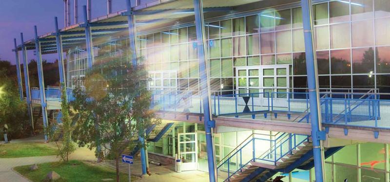 Cerca de 3.200 toneladas de dióxido de carbono se ahorra el Stadtwerk.Donau-Arena con el cambio de luminaria.