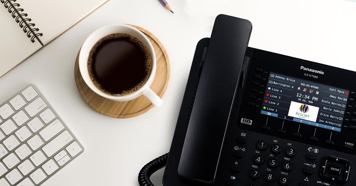 los nuevos tel u00e9fonos por conexi u00f3n ip de panasonic permiten