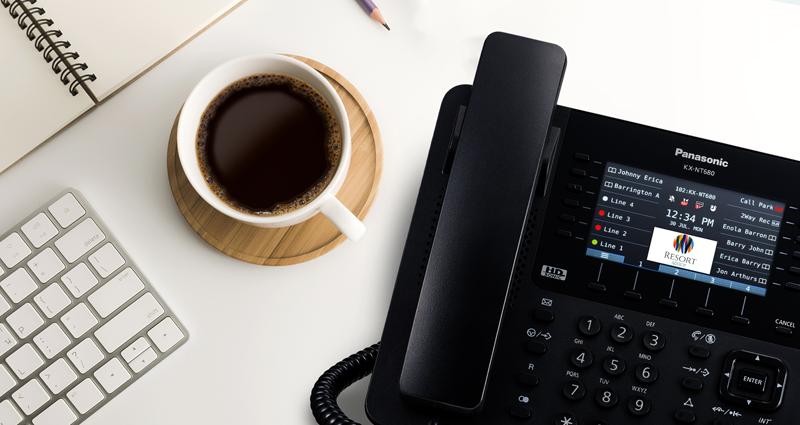 Panasonic lanza dos series de teléfonos ip para agilizar las comunicaciones de las empresas.