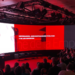 Sono instala una pantalla gigante en la Casa de América para un evento de Vodafone