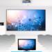 La pantalla táctil ViewSonic permite visionar contenido compartido a través de los servicios cloud
