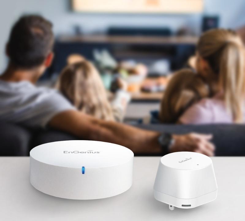 El kit de router/mesh de EnGenius ofrece una amplía gama de soluciones en el control y gestión de las conexiones a la red y control parental.