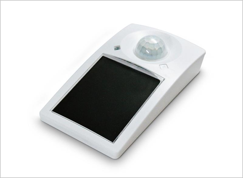 EnOcean diseña un sensore de luz con recarga de batería a través del Bluetooth de bajo energía.
