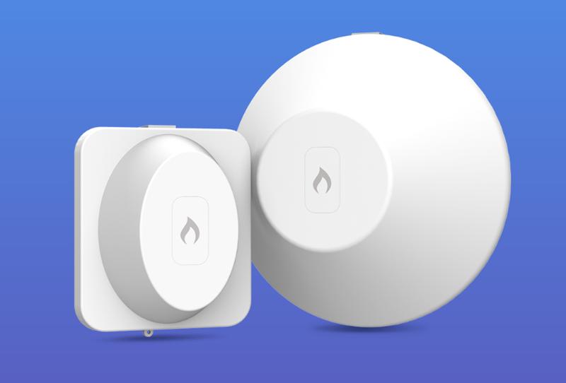 El router MetroLinq ofrece dos modelos con diferentes antenas para alcanzar distintas distancias.