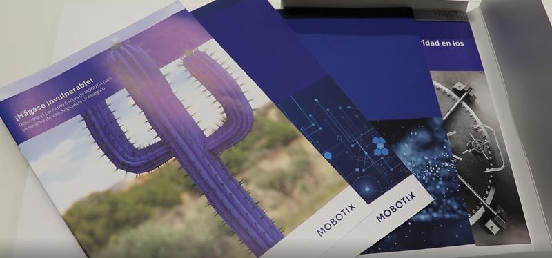 El Cactus Concept recoge la base de la seguridad que requiere las soluciones de Mobotix y Partner.