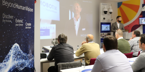 La Conferencia Nacional de Partners de Mobotix presenta las novedades de 2019