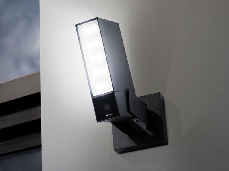 La cámara de seguridad exterior incluye conexión Wi-Fi e iluminación Led.