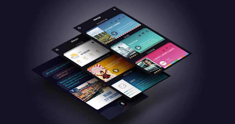 Sherpa incorpora dos nuevas plataformas a su portfolio: Sherpa.ai Conversational OS y Sherpa.ai Predictive and Recommending Engine.