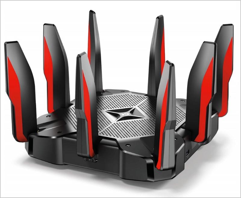 El router AX11000 de TP-Link es compatible con el asistente de voz Alexa.