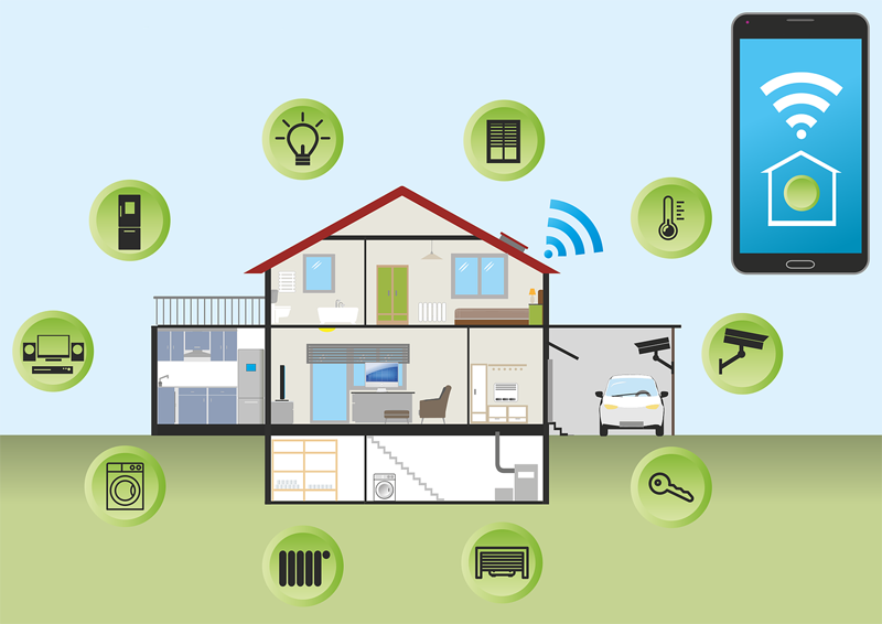 ADT Comandos permite la centralización de todos los dispositivos inteligentes de los hogares conectados.
