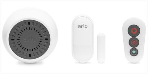 La compañía americana Arlo presenta los complementos a su sistema integral de seguridad