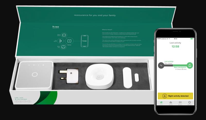 EDF Energy espera que en el futuro se pueda monitorizar los contadores inteligentes con los sensores de Howz.