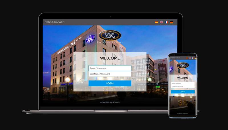 El Hotel Elba Madrid Alcalá se ha adaptado a las nuevas tecnologías para mejorar los servicios a sus cliente.