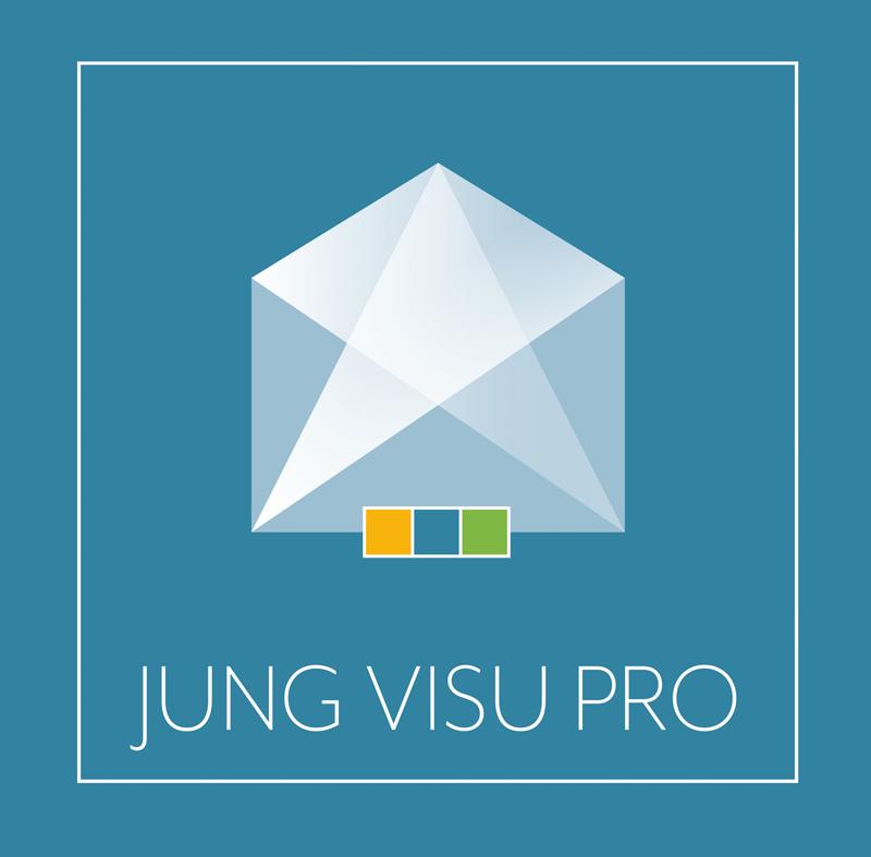 El software Jung Visu Pro ofrece una mayor interoperabilidad en la gestión de los dispositivos inteligentes.