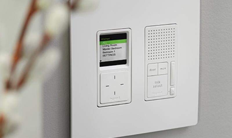 La gama de radiant controla de manera remota los dispositivos inteligente de los hogares.