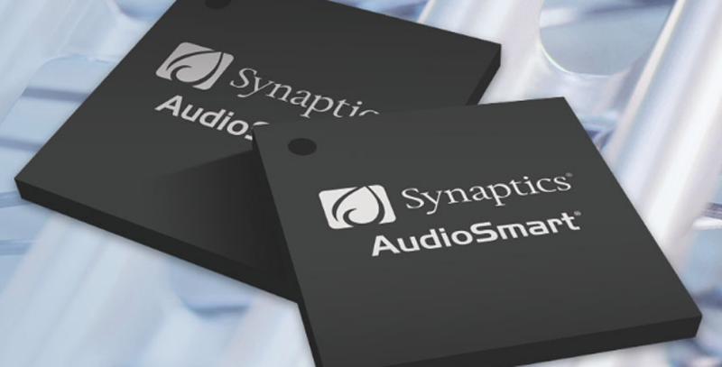 Synaptics presenta su nueva familia AS3xx para mejorar los comandos de voz de los dispositivos conectados a los hogares inteligentes.