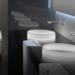 Baños públicos inteligentes con sistemas de monitorización para garantizar la limpieza