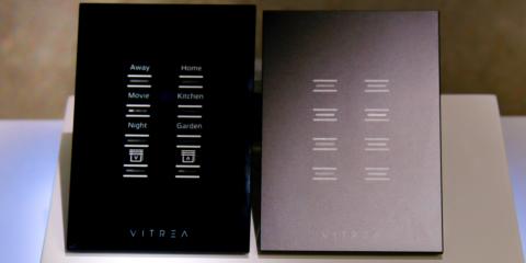 La tecnología inalámbrica Aranet de Vitrea genera una red mesh para la intercomunicación con los interruptores