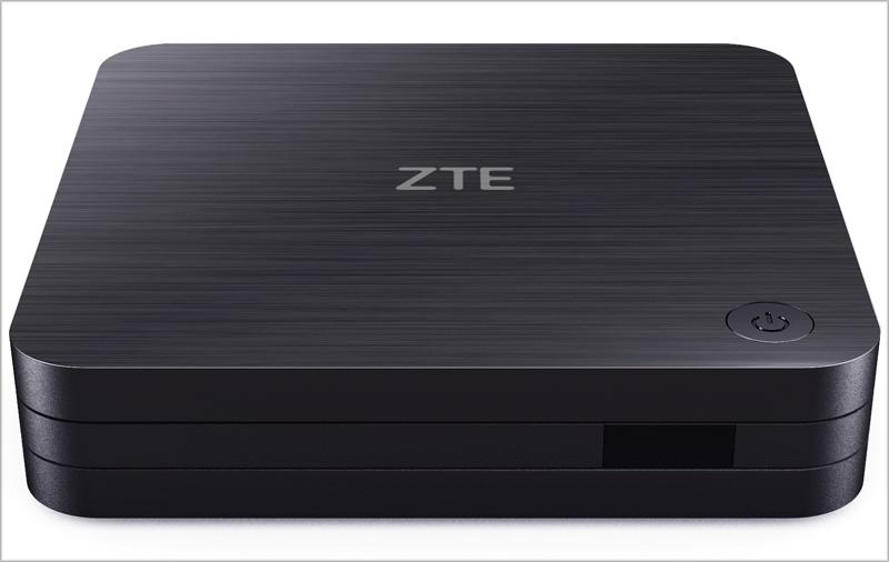 La aplicación del Big Data llega al nuevo Andriod TV AI Setbox de ZTE, que ofrece una calidad de imagen 4K.
