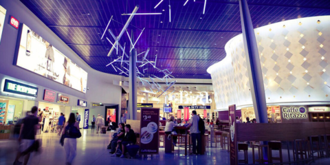 El aeropuerto de Mánchester incorpora la tecnología de monitorización para garantizar la seguridad de los pasajeros