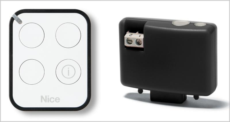 El mando a distancia Era One BD integra la tecnología NFC para aportar más información a través de los teléfonos móviles.