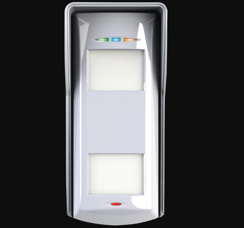 El sensor posee una calificación de protección IP55 que le hace resistente a las condiciones climatológicas adversas.