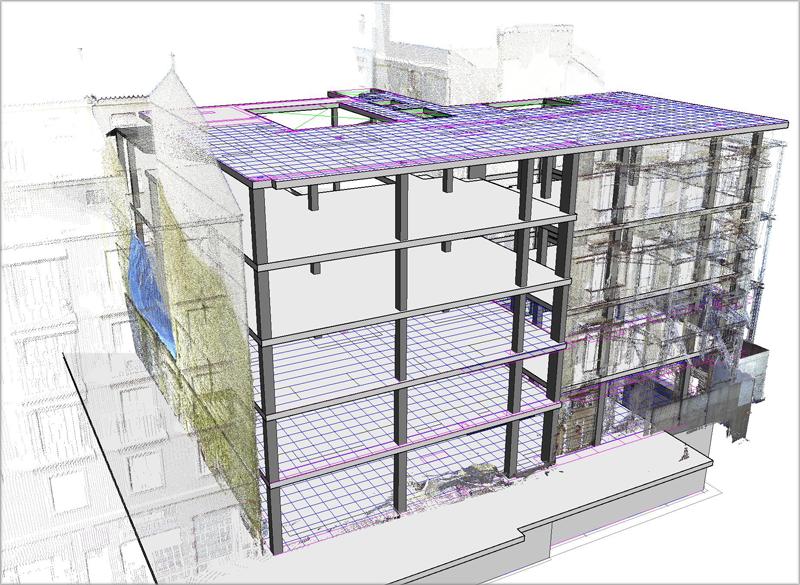 La Inteligencia Artificial se abre paso dentro de la modelación de edificios para conseguir reducir el tiempo y los costos de construcción, a través del aprendizaje profundo.