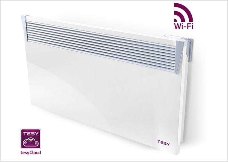 Con la aplicación de Tesy Cloud, el usuario puede gestionar la temperatura del dispositivo de manera remota.