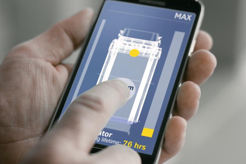 La solución MAX de Thyssenkrupp Elevator monitorizará todos los ascensores de la compañía EDF para prevenir posibles fallos.