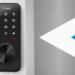 La cerradura de Alfred permite la integración de un módulo Z-Wave para utilizar comandos de voz