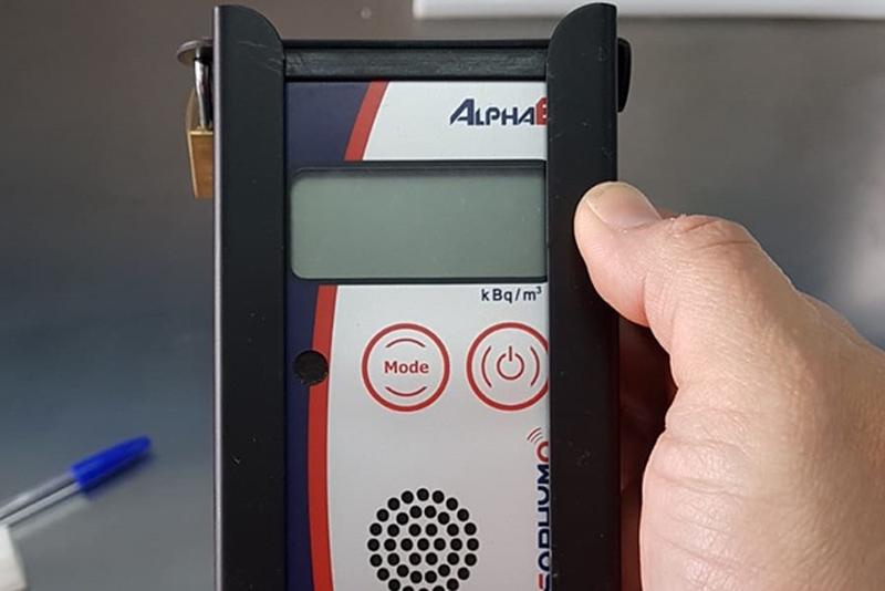 Las primeras unidades ya miden la calidad del aire en las aulas.