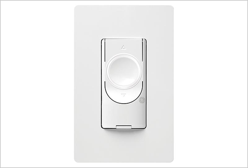 Los interruptores inteligentes de G by Ge son compatibles con los asistentes virtuales para proporcionar un control de la iluminación más sencillo.