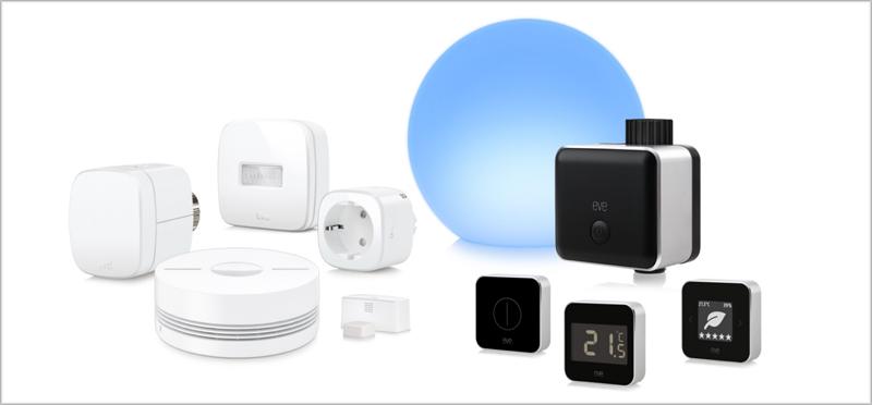 Dentro de este acuerdo, la compañía Innov8 comercializará el ecosistema de HomeKit de Eve que incluye sensores, controladores lumínicos o medidores del calidad del aire, entre otros dispositivos.