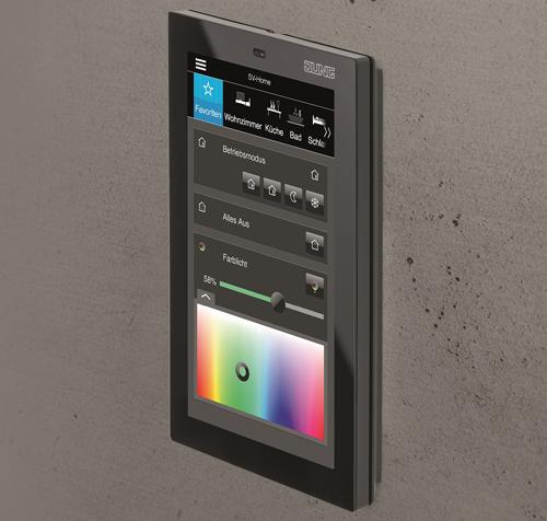 Jung presentará sus novedades basadas en KNX y eNet como son sus luminarias Plug&Play, LB Management y el Smart Control 5.