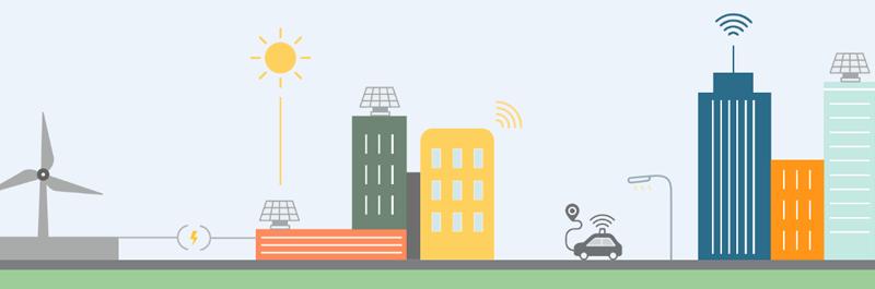 La tecnología KNX IoT permite mejorar el consumo de energía de los sistemas automatizados de los edificios inteligentes.