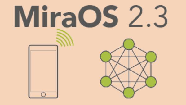 LumeRadio ha encontrado la solución para conseguir que los dispositivos IoT puedan conectarse al Bluetooth y a la red de malla de manera simultánea, gracias a su sistema operativo MiraOS.