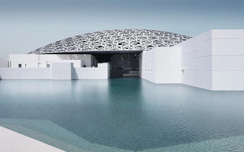 El perímetro del museo está rodeado de agua que dificulta la vigilancia con las cámaras de visión normal, por lo que se requiere de visión térmica.
