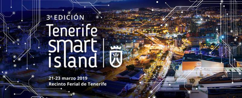 Durante los días 21 y 23 de marzo se celebrará en Tenerife la tercera edición de Tenerife Smart Island sobre edificios inteligentes.