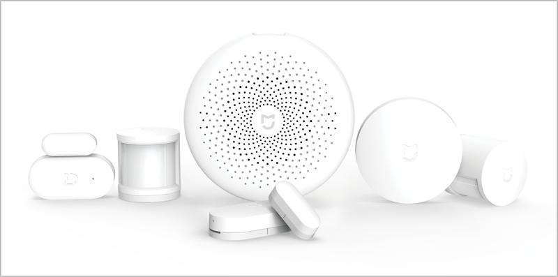 El kit de sensores de Xioami proporciona seguridad y automatización de los hogares conectados al mismo tiempo.