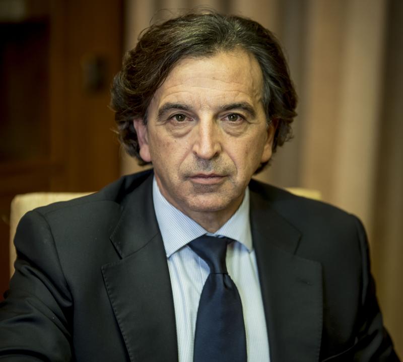 Alfredo Sanz Corma, Presidente del Consejo General de la Arquitectura Técnica de España.