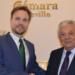 La Cámara de Sevilla y Bosch firman un acuerdo para implementar sistemas inteligentes de seguridad