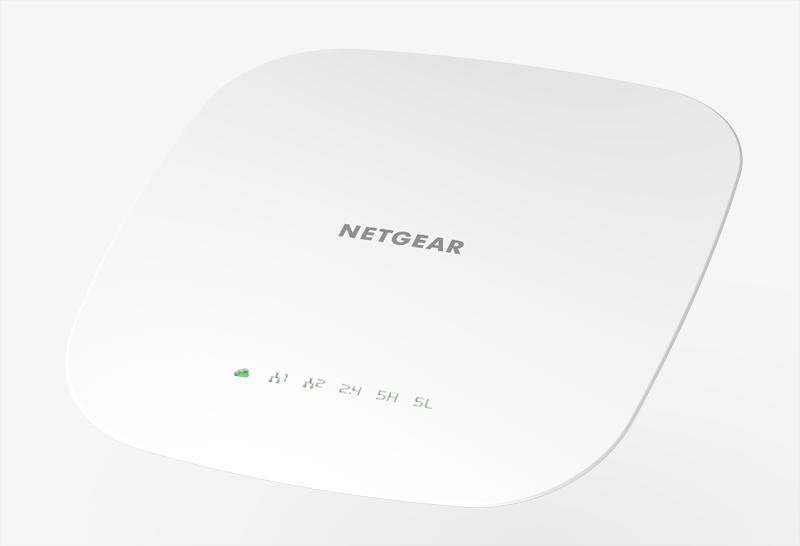 El punto de acceso WAC540 permite una gestión de las conexiones de la red a través de la nube.
