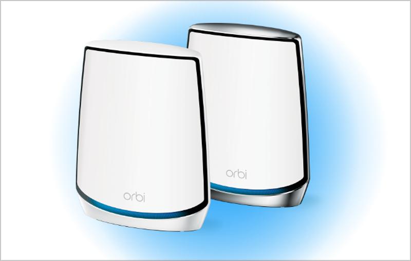 Orbi Mesh incorpora la tecnología Fastlane3 para reducir el ancho de banda y potenciar la señal inalámbrica.