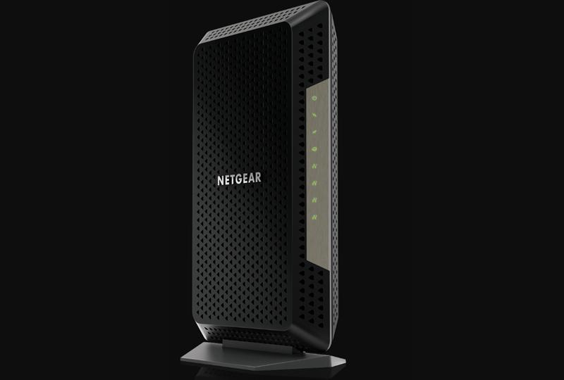 Este router permite conexiones con otros equipos para adquirir hasta 2 Gbps de velocidad.