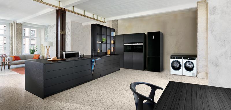 Siemens lanza su nueva gama de electrodomésticos inteligentes para los hogares conectados.