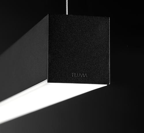 La nueva luminaria Lane de Simon incorpora el protocolo DALI para permitir modificar la temperatura de color.