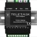 El dimmer de 0-10 V con montaje de carril DIN de Teletask atenúa la iluminación de los hogares inteligentes