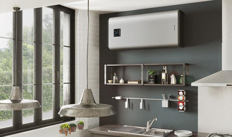 Gracias a la conexión W-Fi y a la aplicación de Thermor, los usuarios pueden tener mayor control en sus consumos.