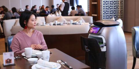 Inteligencia Artificial, reconocimiento facial y robots en el FlyZoo de Grupo Alibaba, como base del hotel del futuro