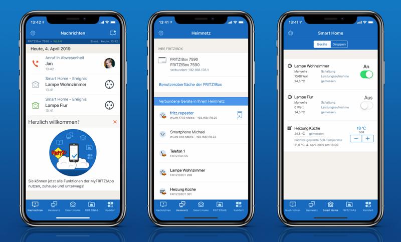 AVM ha renovado por completo la aplicación para los terminales móviles iOS.